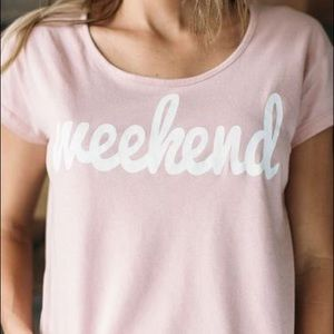 Tops - Weekend Tee